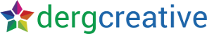 Derg Creative Logo