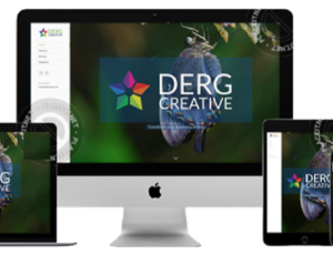 Derg Creative Responsive Design