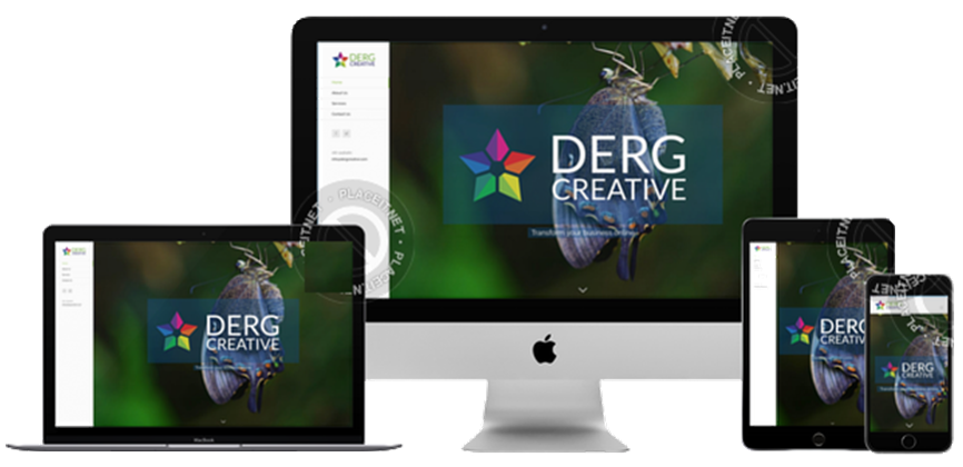 Derg Creative - Wordpress Website Design Experts