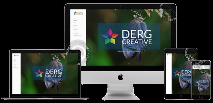 Derg Creative - Wordpress Website Design Experts