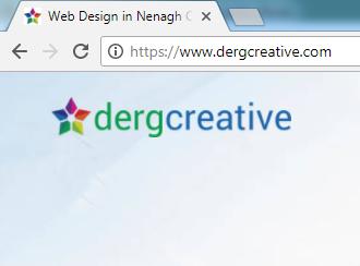 Derg Creative - Web Design SSL Security
