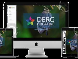 Derg Creative Web Design - Responsive Design